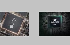 Apple vagy Huawei: melyik szuperchipje az erősebb?