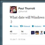 Megvan a Windows 8.1 megjelenési dátuma?