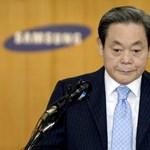 Tízmilliárd dolláros örökösödési adót kell fizetnie a Samsung vezetőinek