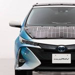 Szuperhatékony új napelemet kapott a Toyota Prius