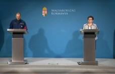 Müller Cecília: Ha így emelkednek a számok, újabb intézkedések jöhetnek