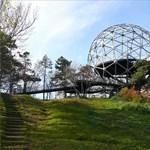 Kalandpark is lesz a balatoni gömbkilátónál