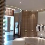 Kortárs ruhaüzlet Miamiban, ahol élmény shoppingolni
