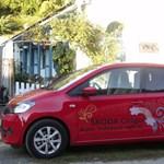 Škoda Citigo-teszt: Juliska kocsija