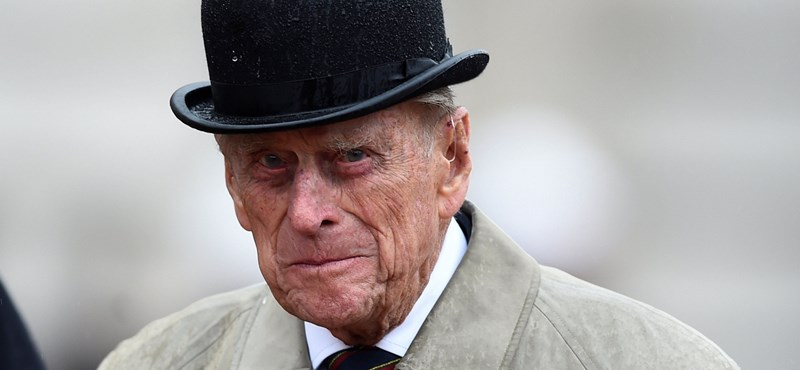 They found out why Prince Philip was hospitalized