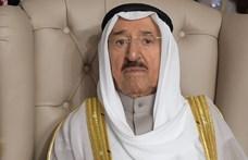 91 évesen elhunyt a kuvaiti emír
