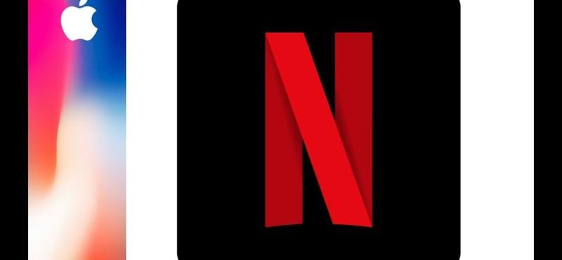 Besokallt a Netflix: nem akar többé adózni az Apple-nek