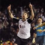 Gera szerint egyre jobban játszik és jól érzi magát a Fulhamben