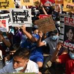 Meggyilkoltak egy 7 éves kislányt a katonák Mianmarban