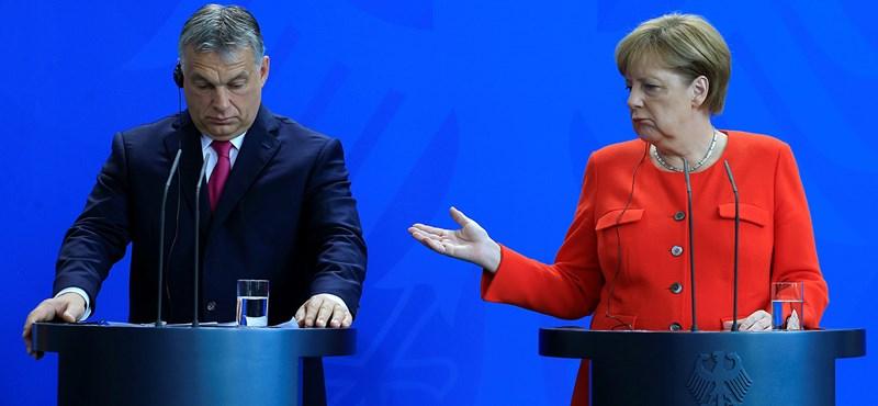 Merkelnek van egy nehezen visszautasítható ajánlata Orbán számára