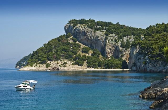 Horvátország tengerpart - Makarska