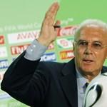 Egyre kínosabb helyzetbe kerül Franz Beckenbauer