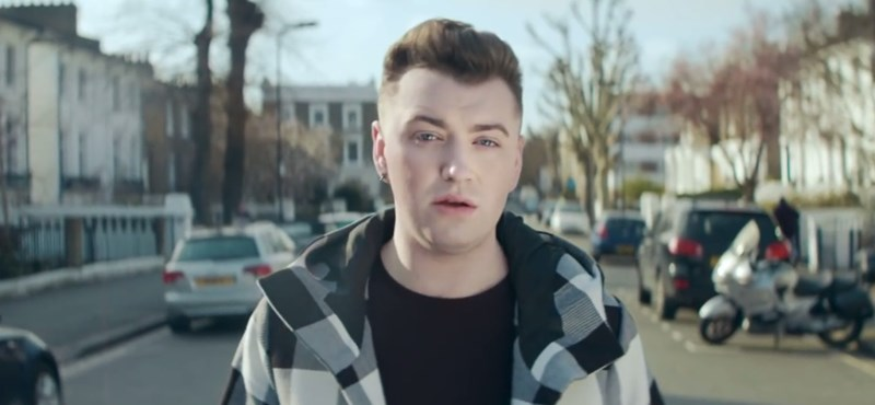 Sam Smith tarolt a Grammy-gálán