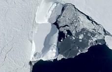 Ijesztő hangot rögzítettek az Antarktisz jegét vizsgáló tudósok
