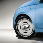 Ki mondta, hogy a kis Fiat 500-assal nem megy a drift? – Videó