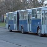 1986 óta járta az utakat a legidősebb BKV-s Ikarus busz