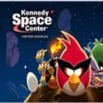 Betörtek a madarak a Kennedy Űrközpontba