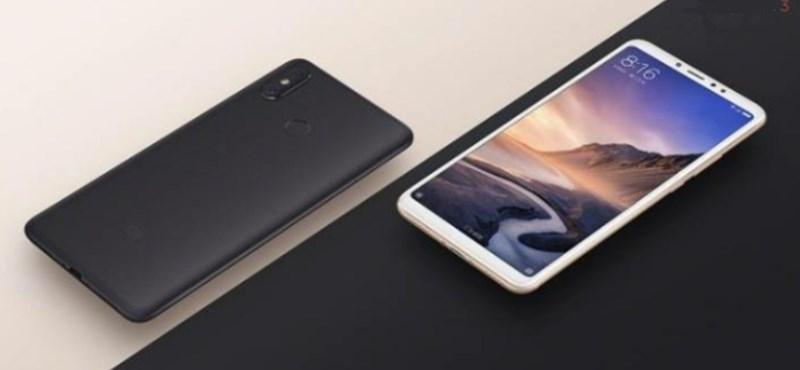Még be sem mutatták, de az már biztos, hogy így fog kinézni a Xiaomi új telefonja