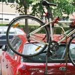 Van-e olyan autós bringaszállító, amivel nem járjuk meg? – Videó
