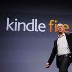 Amazon Kindle Fire tesztek: a jó, a rossz és a semmilyen