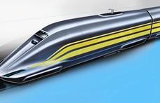 Németországban készül a jövő tehervonata, 400 km/órával suhanhat