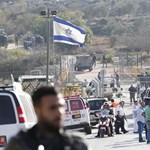 Izraeli biztonságiakat lőtt le egy palesztin fegyveres