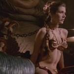 Elképesztő összegért kelt el Leia hercegnő aranybikinije