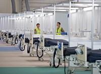 Koronavírus: közelít a 70 ezerhez az elhunytak száma