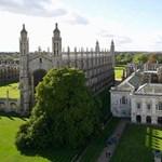 15 ezer forint egy éjszaka a Cambridge Egyetemen