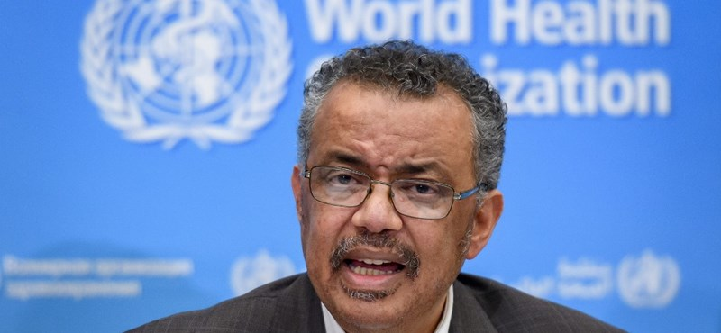 WHO: az emberiség ellensége a koronavírus