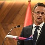 Szijjártó: Hisztérikus a szlovákok reakciója