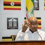 Uganda immár hatszoros elnöke elintézte, hogy ne győzhesse le őt egy reggae-sztár