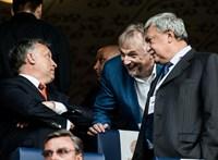 Orbán több tízmilliárd forint közpénzből tette fel a Felcsútot a magyar focitérképre
