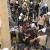 A hatalmas robbanás miatt lemondani készül a libanoni kormány