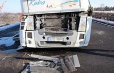Úgy tűnik, bekeményítettek a szabálytalankodó kamionosokkal szemben