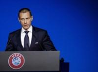 Az UEFA megfenyegette a belga szövetséget a bajnokság lezárása miatt