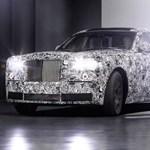 Ilyen lesz a jövő Rolls-Royce-a