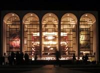 Élő közvetítések sorozatát indítja a New York-i Metropolitan Opera