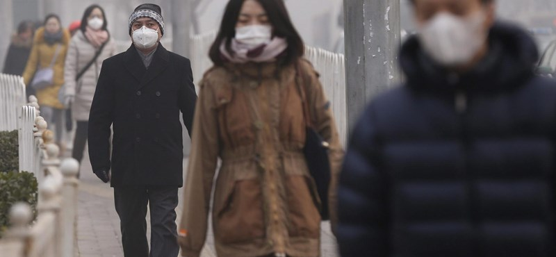 Peking brutális harcot hirdetett a dohányzás ellen