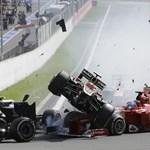 Maldonado lesz a következő eltiltott a Forma-1-ben?