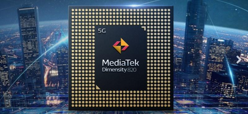 5G az olcsóbb telefonokban: bejelentették a MediaTek új lapkakészletét