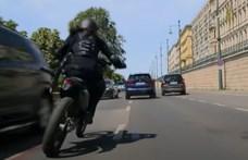 Látványos budapesti autósüldözéssel promózzák az új Marvel filmet