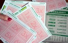 Negyven alatt nem is húztak számot a lottón