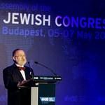 Zsidó Világkongresszus: Feldmájer a csőcselék dacára ragyogó jövőt lát