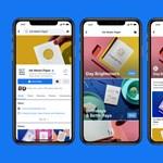 Ingyenes piacterek nyílnak, jön a Facebook Shops