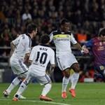 Barcelona-Chelsea 2-2 - BL-döntőt érő londoni hősköltemény