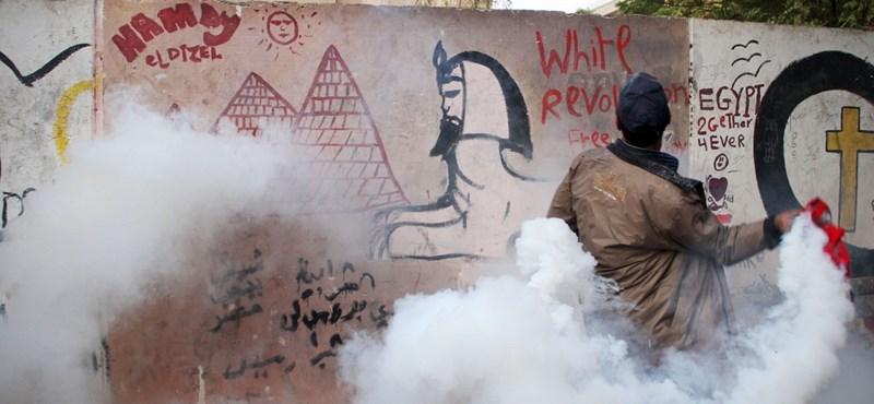 Lemondott az egyiptomi kormány