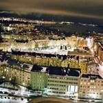 Köszönő szemétkosarak Helsinkiben