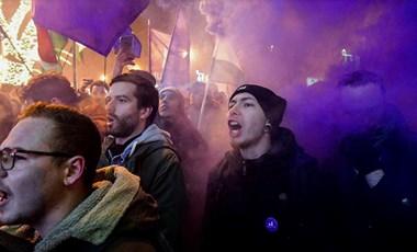 Vallomást tett Fekete-Győr az ügyészségen
