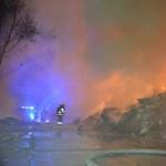 Nemrég büntették meg egy tűz miatt a ma kigyulladt hulladéklerakót